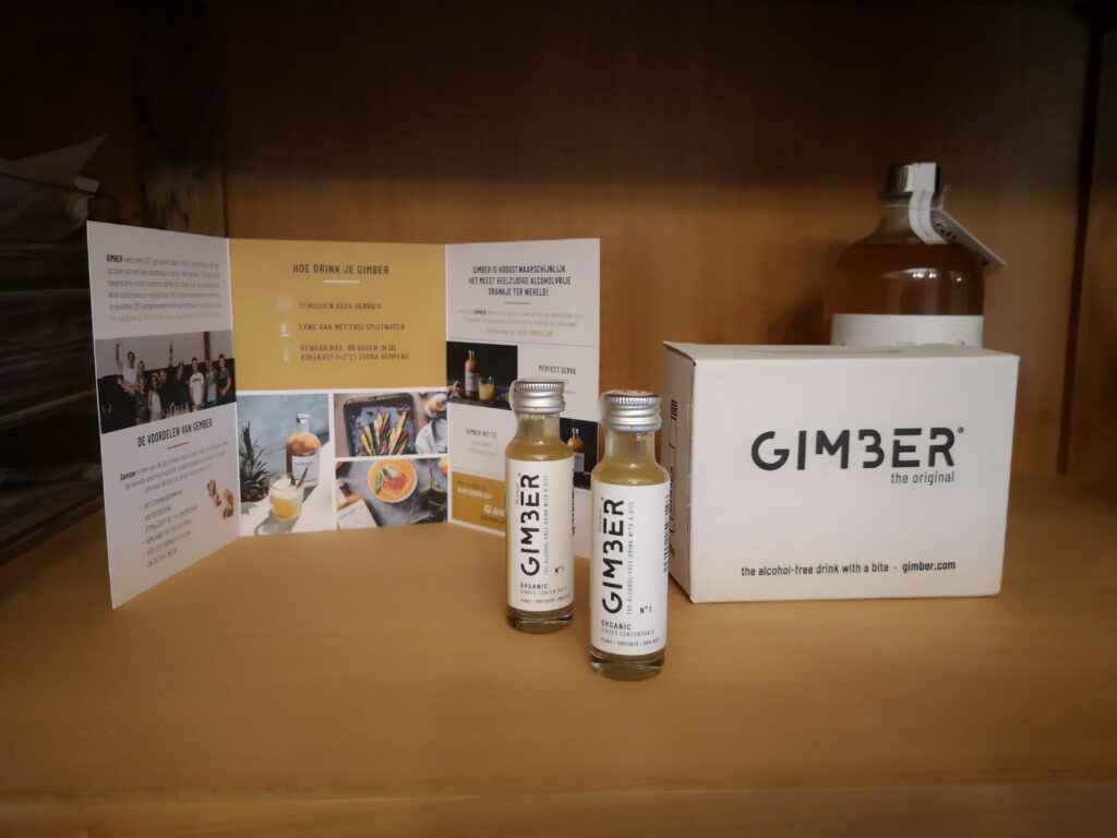 in balance gimber producten